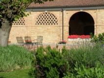 Arco sull'aia